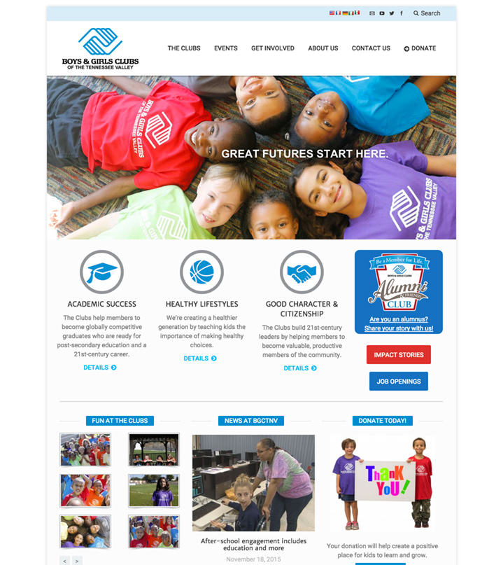 Boys & Girls Club of East Tennessee