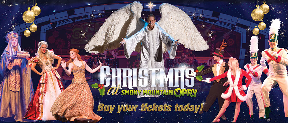 Smoky Mountain Opry Christmas