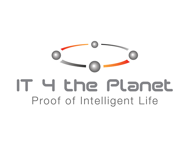 IT 4 the Planet logo